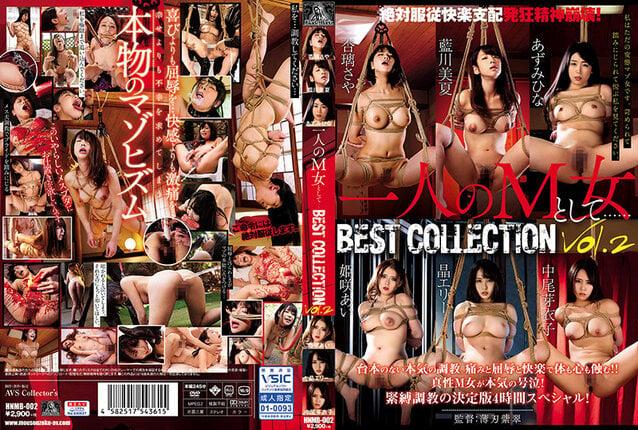 一人のM女として…BEST COLLECTION Vol.2